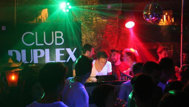 """20 Party-Locations zum Mieten (Bild: facebook.com/clubduplex)"""