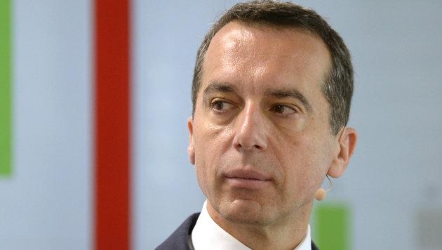 Das kann der neue Kanzler Christian Kern (Bild: APA/Hans Klaus Techt)