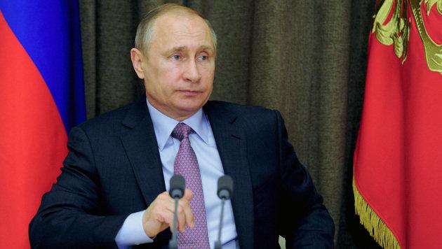 Putin reist nicht zu den Spielen nach Rio! (Bild: ASSOCIATED PRESS)