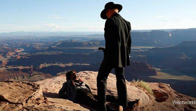 Ed Harris (Bild: HBO)