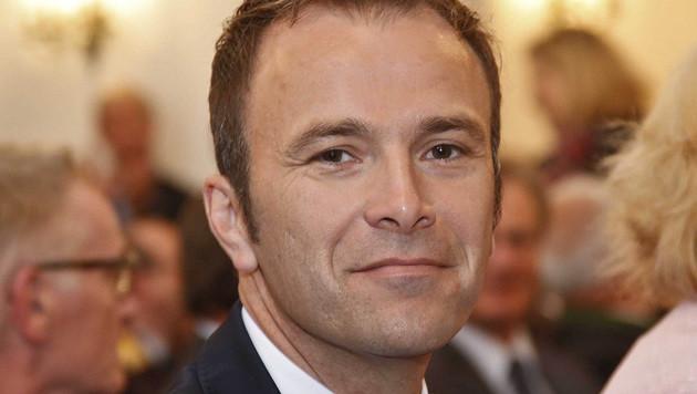 Bernhard Auinger (Bild: MARKUS TSCHEPP)