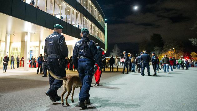 EURO: 200.000 Fans strömen durch Österreich (Bild: EXPA Pictures)