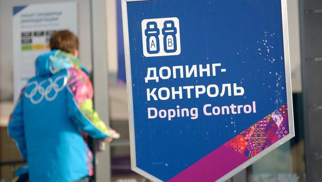 Insider packt aus! Dopingvorwürfe gegen Russland (Bild: APA/ROLAND SCHLAGER)