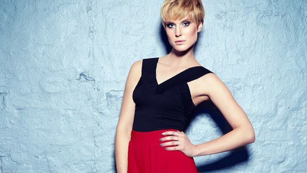 """Germany""s next Topmodel"" ist Kim. (Bild: www.facebook.com/germanys.next.topmodel)"