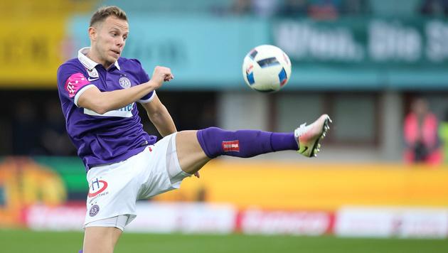 Marco Meilinger wechselt zu Aalborg BK (Bild: GEPA)