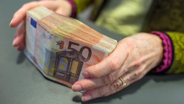 Österreicher haben Vermögen mehr als verdoppelt (Bild: APA/dpa/Matthias Balk)