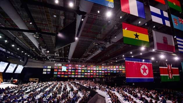 Senegalesin ist neue FIFA-Generalsekretärin (Bild: Fatma Samoura)