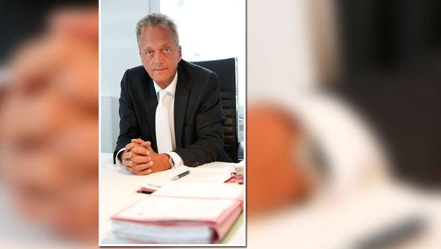Angelika W.s Anwalt Peter W�ller (Bild: Reinhard Holl)