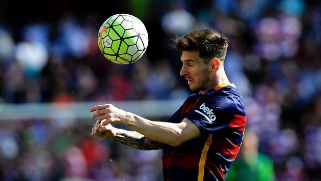 Barca nervenstark! Katalanen krönen sich zum Champ (Bild: AFP or licensors)