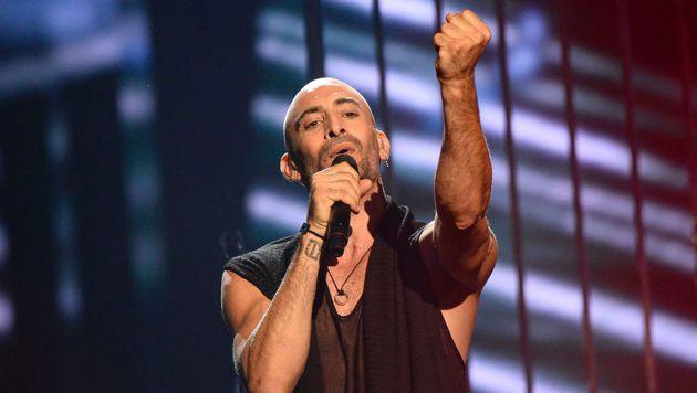 """Zypern schlug heuer mit Minus One und dem Song """"Alter Ego"""" härtere Töne an. (Bild: AFP)"""