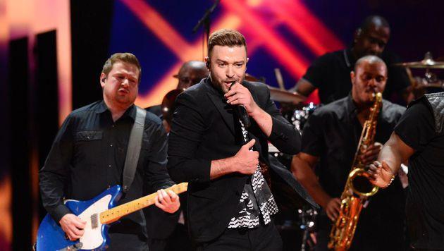 Justin Timberlake (Bild: AFP)