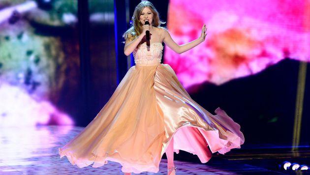 Die schönsten Bilder vom 61. Song Contest (Bild: APA/AFP/JONATHAN NACKSTRAND)