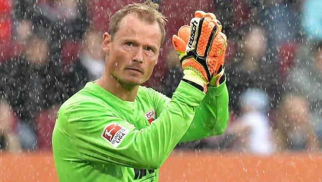 Kein neuer Vertrag für Manninger in Augsburg (Bild: GEPA)