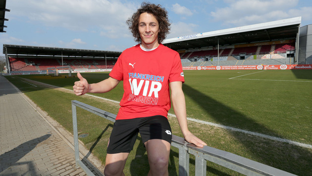 Julian Baumgartlinger ist neuer ÖFB-Teamkapitän (Bild: Gerhard Gradwohl)