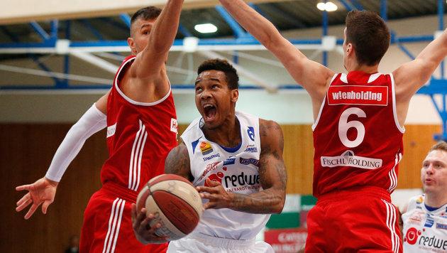 Oberwart & Wels in Semifinale jeweils 2:1 in Front (Bild: GEPA)