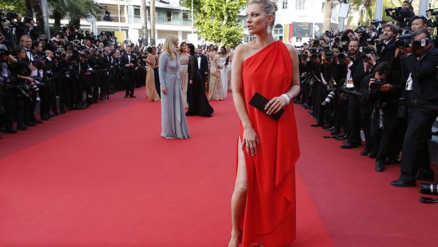 Kate Moss (Bild: AP)