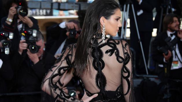 Kendall Jenner (Bild: AP)