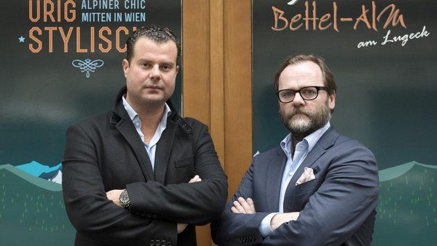 """Sperrstunden-Schock: Bettelalm am Lugeck vor Aus? (Bild: Christian Müller)"""