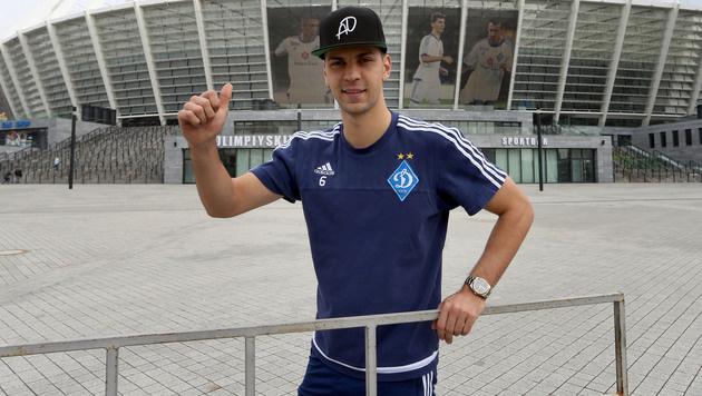 """""""Bin schmerzfrei!"""" Dragovic ist fit fürs Team (Bild: Gerhard Gradwohl)"""