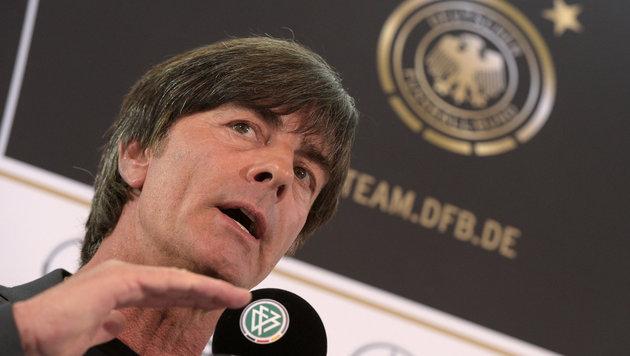 DFB-Teamchef Löw verlängert Vertrag bis 2020 (Bild: APA/dpa/Rainer Jensen)