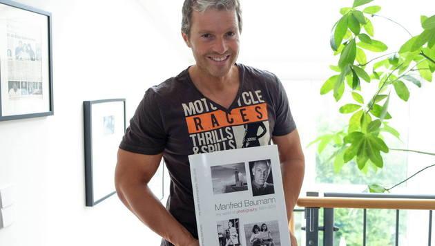 Manfred Baumann will mit seinen Fotografien   Menschen weltweit berühren. (Bild: Manfred Baumann)