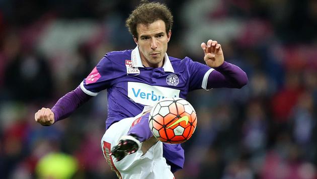 Fabian Koch wechselt von der Austria zu Sturm Graz (Bild: GEPA)