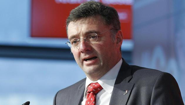 Verkehrsminister Jörg Leichtfried (Bild: APA/Erwin Scheriau)