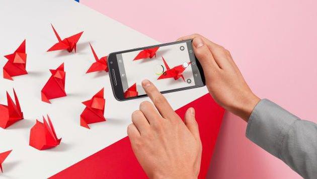 "Moto G4: Lenovo präsentiert neues ""Volkshandy"" (Bild: Lenovo)"