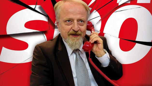 Nach Kanzler-Drama erneut Riesenwirbel in der SPÖ (Bild: Kronen Zeitung, APA/THOMAS LEHMANN)
