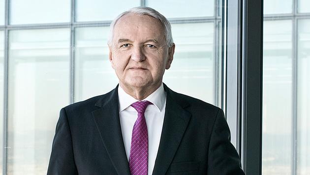 Josef Halbmayr (Bild: ÖBB/Sabine Hauswirth)