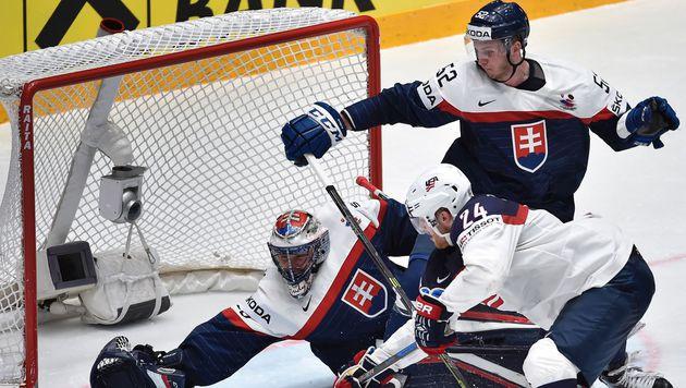 USA & Dänemark im Viertelfinale - Ungarn steigt ab (Bild: AFP)