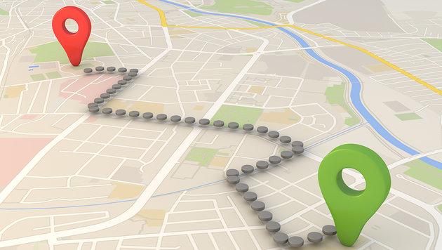 Wieder einmal Ärger mit Online-Routenplaner (Bild: thinkstockphotos.de)