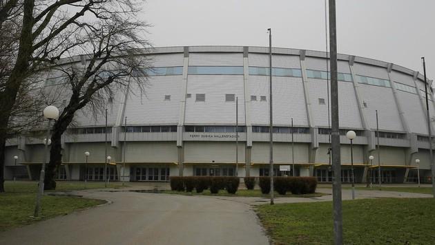 Das Dusika-Stadion (Bild: Martin A. Jöchl)