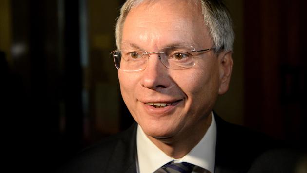 Sozialminister Alois St�ger (Bild: APA/Roland Schlager)