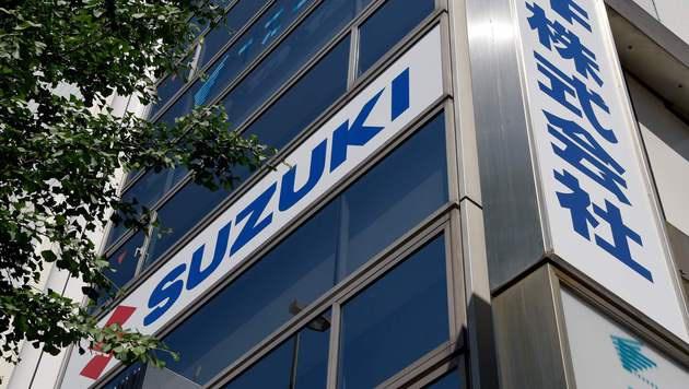 Auch Suzuki gibt Abgastest-Manipulationen zu (Bild: APA/AFP/TOSHIFUMI KITAMURA)