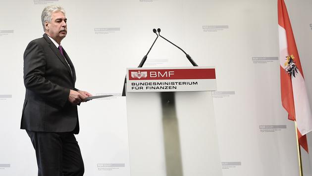 Finanzminister Hans Jörg Schelling (Bild: APA/ROBERT JAEGER)
