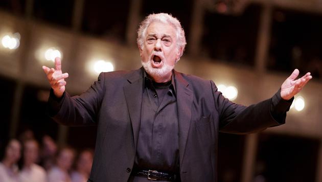 Placido Domingo (Bild: APA/GEORG HOCHMUTH)