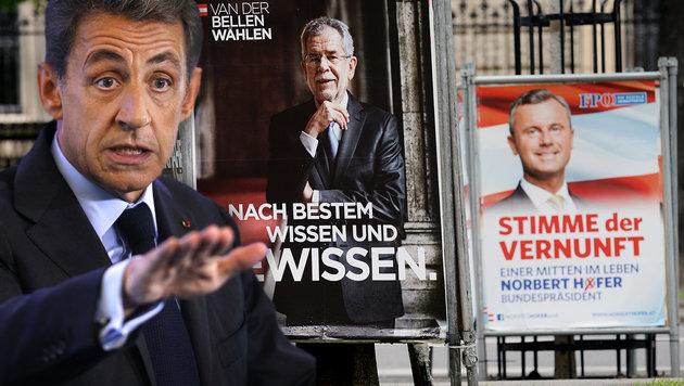 """""""Lage in Österreich ist sehr besorgniserregend"""" (Bild: APA/AFP/THOMAS SAMSON, APA/ROLAND SCHLAGER)"""