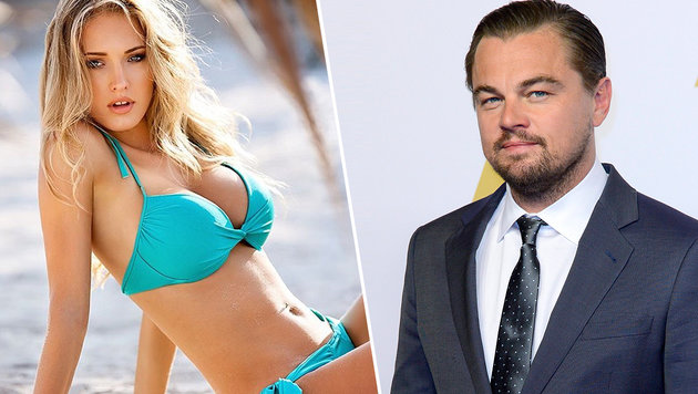 Leonardo DiCaprio: Das nächste Model, bitte! (Bild: instagram.com/ela.kawalec, APA/EPA/MIKE NELSON)
