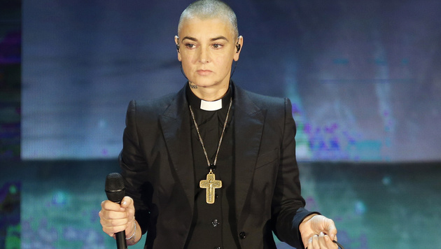 "Sinead O""Connor (Bild: ASSOCIATED PRESS)"