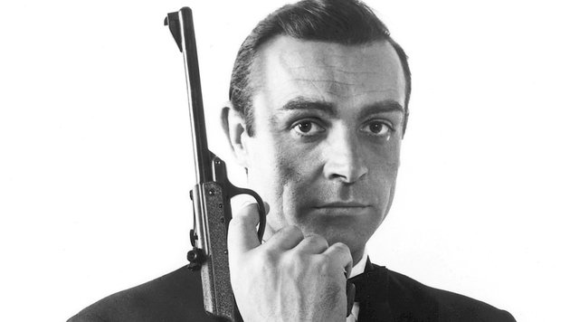 "Sean Connery in ""Feuerball"" (1965) (Bild: BAMH/face to face)"