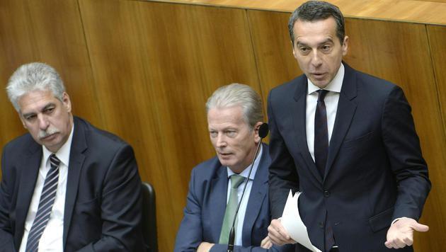 Analyse: Was uns der neue Bundeskanzler sagen will (Bild: APA/ROBERT JAEGER)