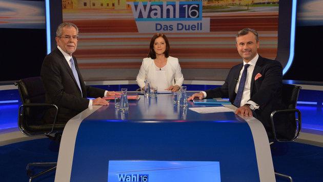 Strache fordert Rücktritt von Armin Wolf (Bild: ORF/Thomas Ramstorfer)