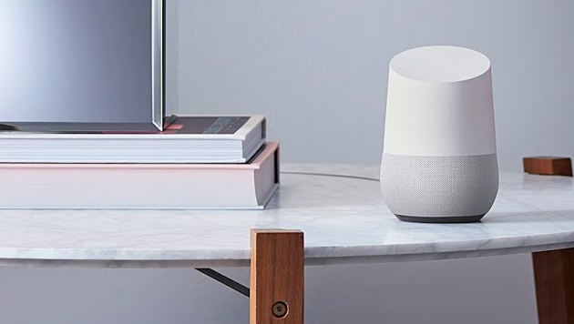 Smarte Lautsprecher werden zum Milliardengeschäft (Bild: Google)