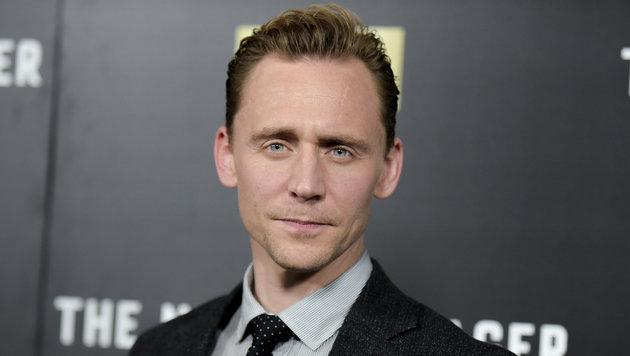 Tom Hiddleston (Bild: Richard Shotwell/Invision/AP)