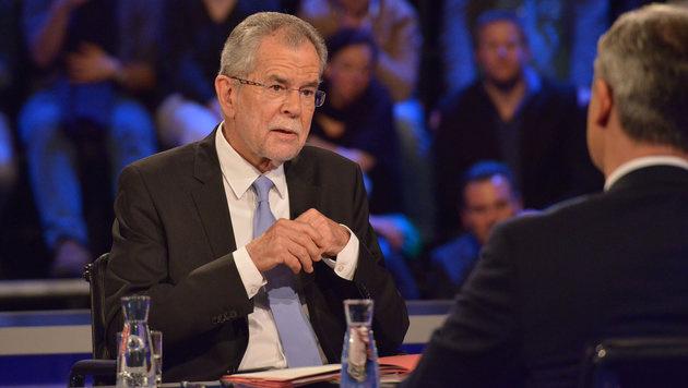 ORF will Hofer als Lügner vorführen - und hilft FP (Bild: ORF/Thomas Ramstorfer)