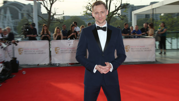 Tom Hiddleston (Bild: Joel Ryan/Invision/AP)