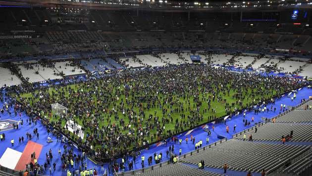 Deutscher Verfassungsschutz: IS hat EM im Visier! (Bild: AFP)