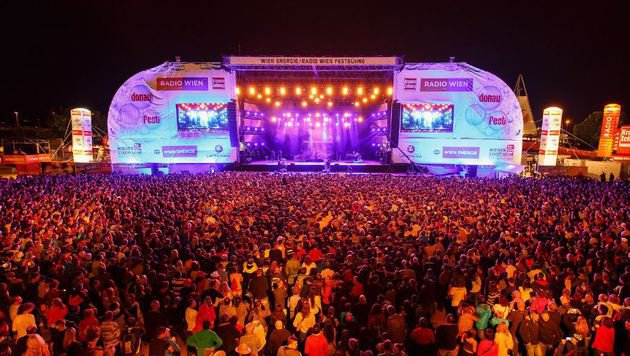"""Top 10: Die coolsten Open-Airs unserer City! (Bild: donauinselfest.at)"""