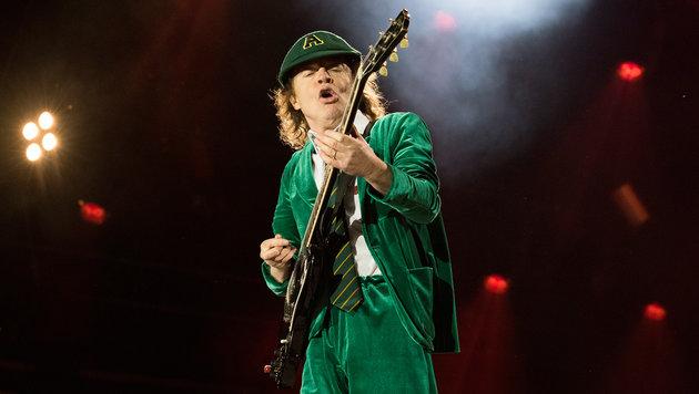 """AC/DC: Die magische Auferstehung des """"Rock-Jesus"""" (Bild: Andreas Graf)"""